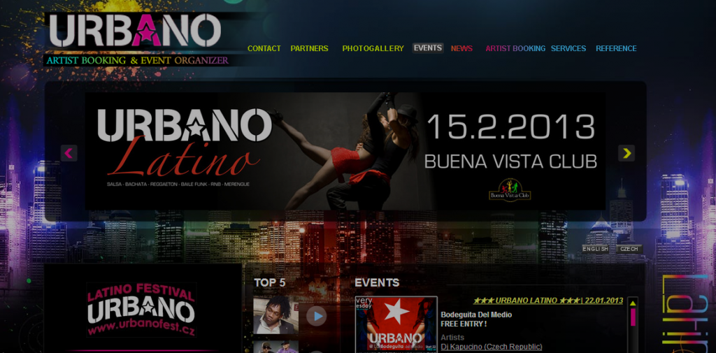 Urbano   Artist booking   event organizer